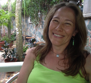Rosalyn Dischiavo author of The Deep Yes